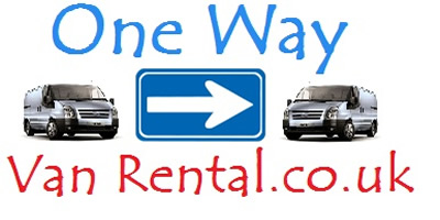 One Way Van Rental Logo